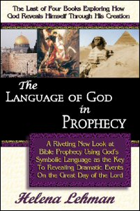 Cover for 'The Language of God in Prophecy' by Helena Lehman