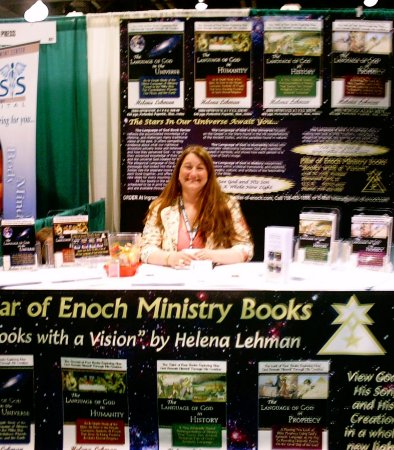 Author at Book Expo 2006